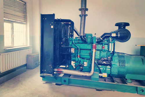 Installation and commissioning of 500KW unit of Xinjiang Weitai Thermal Power Co., Ltd.