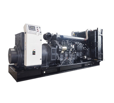 Non-moving diesel generator set